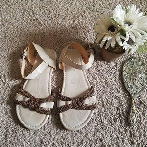 Bear paw sandals